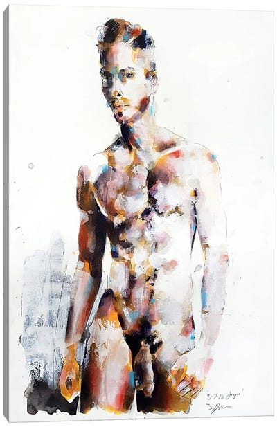 Figure 3-7-18 Canvas Art Print