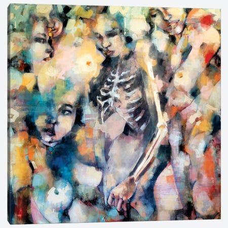 Impermanence 3-6-19 Canvas Print #TDO29} by Thomas Donaldson Art Print