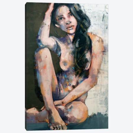 Peacefully Dispirited 7-22-20 Canvas Print #TDO59} by Thomas Donaldson Canvas Artwork