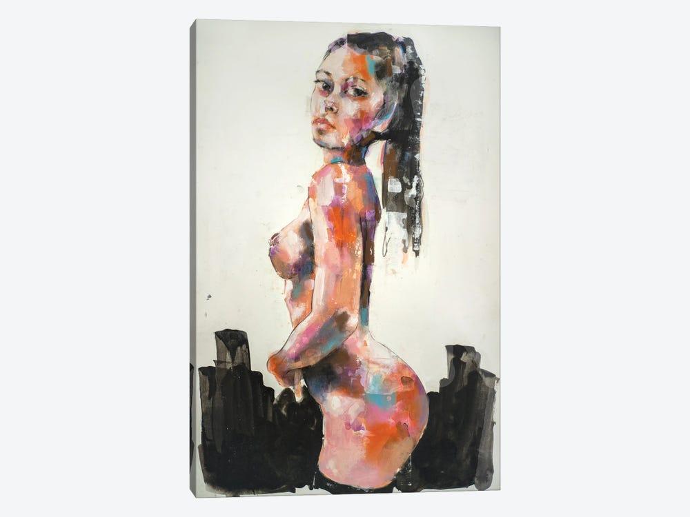 Figure 9-5-20 by Thomas Donaldson 1-piece Canvas Art