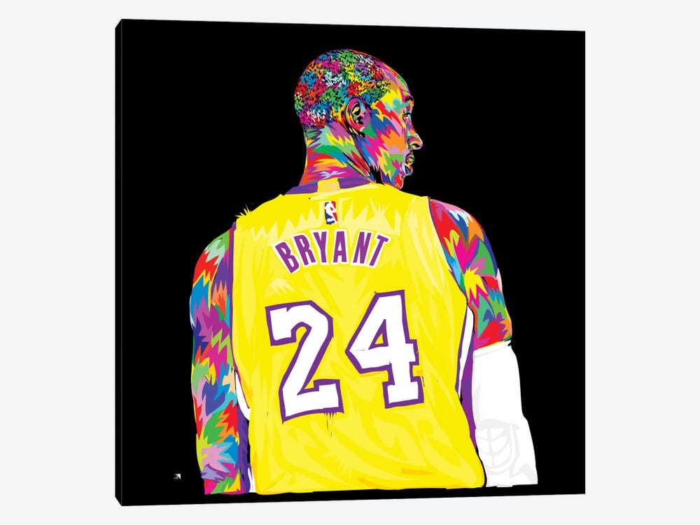 Kobe by TECHNODROME1 1-piece Art Print