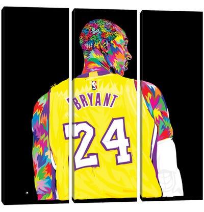 Kobe Canvas Art Print