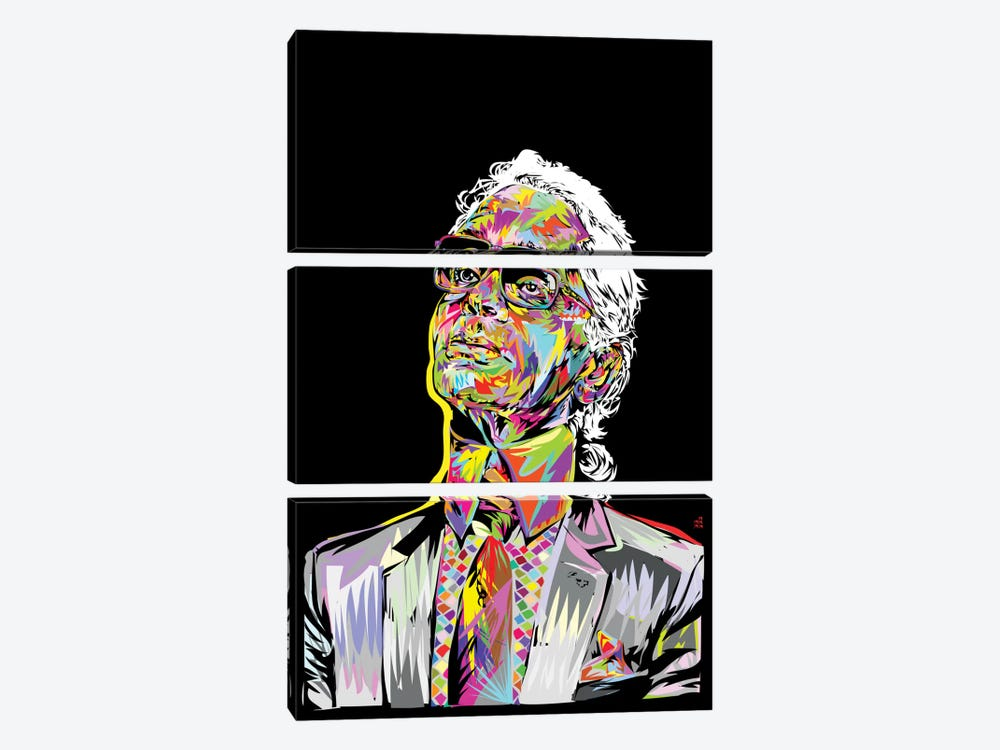 Lagerfeld 3-piece Canvas Artwork