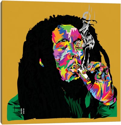 Marley Canvas Art Print
