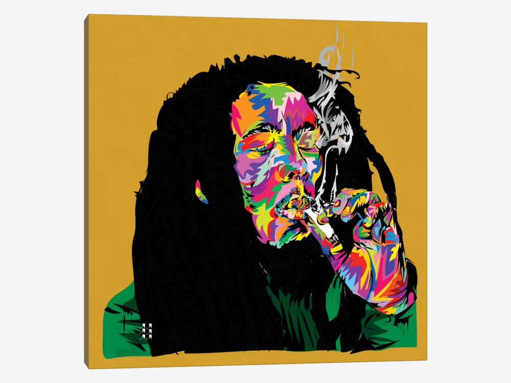 Marley by TECHNODROME1 1-piece Canvas Art Print