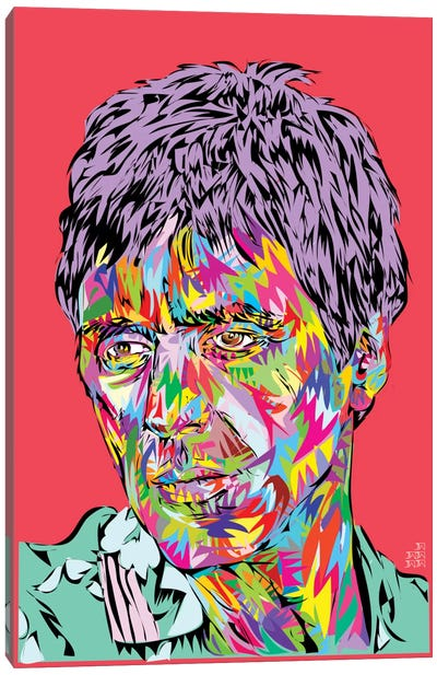 Scarface II Canvas Art Print