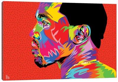 Kanye West II Canvas Art Print