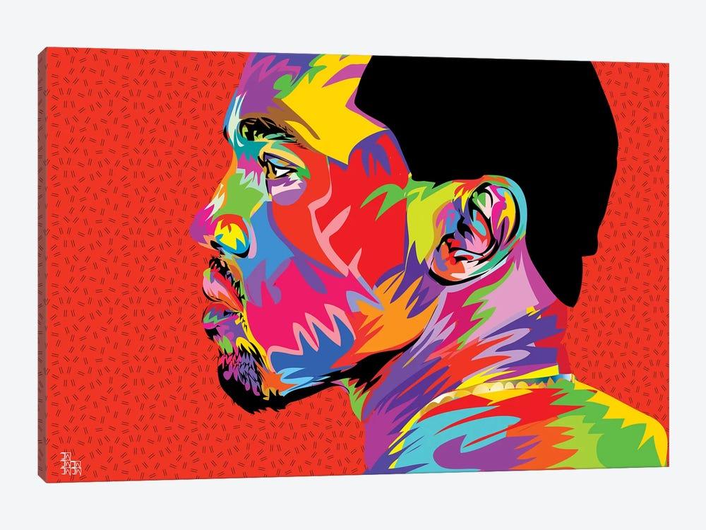 Kanye West II by TECHNODROME1 1-piece Canvas Art