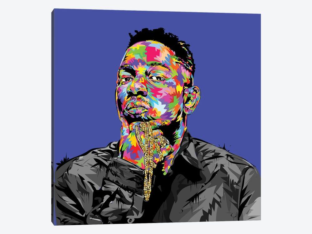 Kendrick I by TECHNODROME1 1-piece Art Print