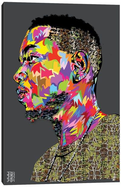 Kendrick II Canvas Art Print