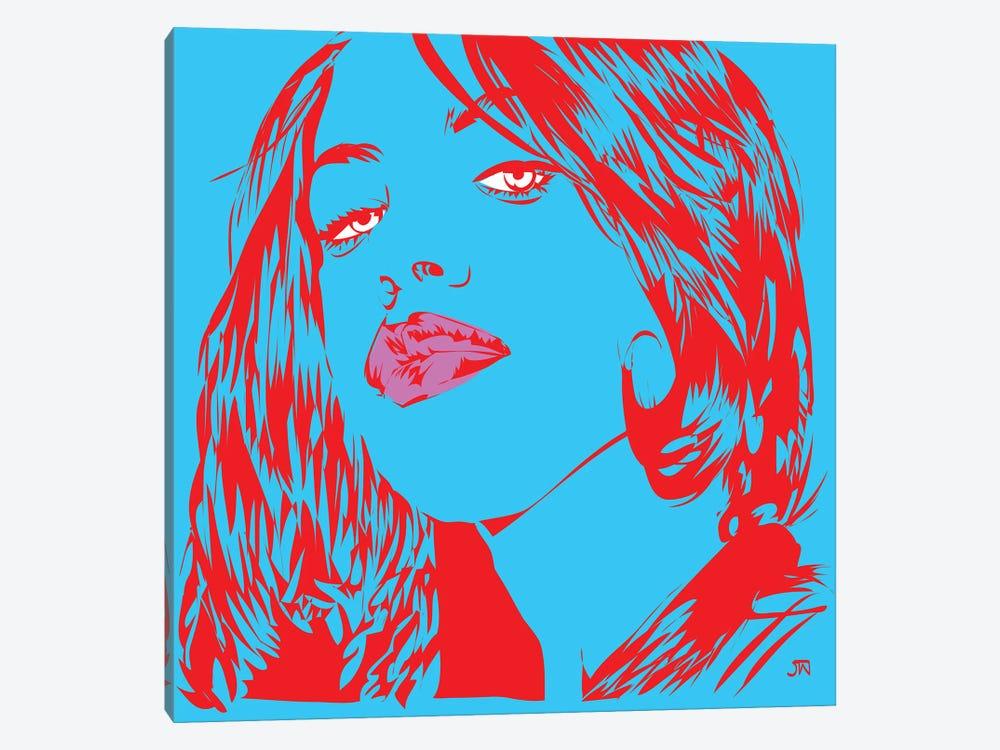 Aaliyah by TECHNODROME1 1-piece Canvas Print