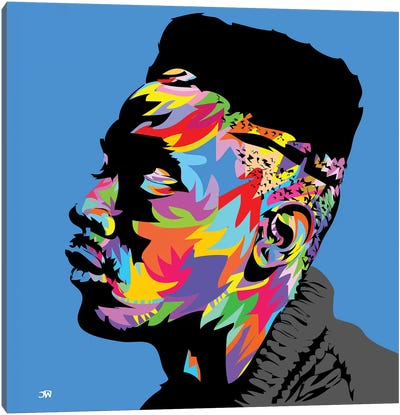 Big Daddy Kane Canvas Art Print