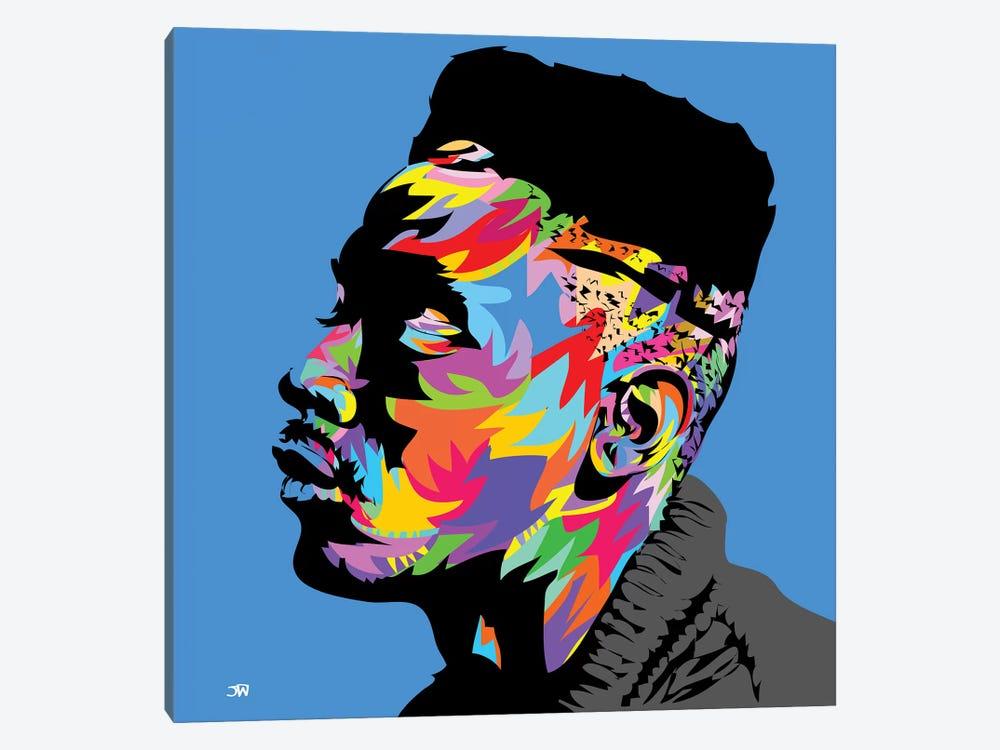 Big Daddy Kane by TECHNODROME1 1-piece Canvas Artwork