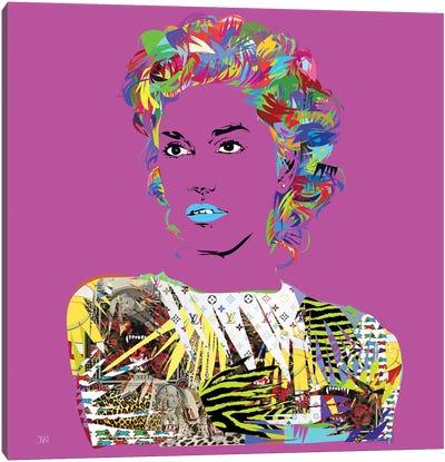 Gwen Canvas Art Print