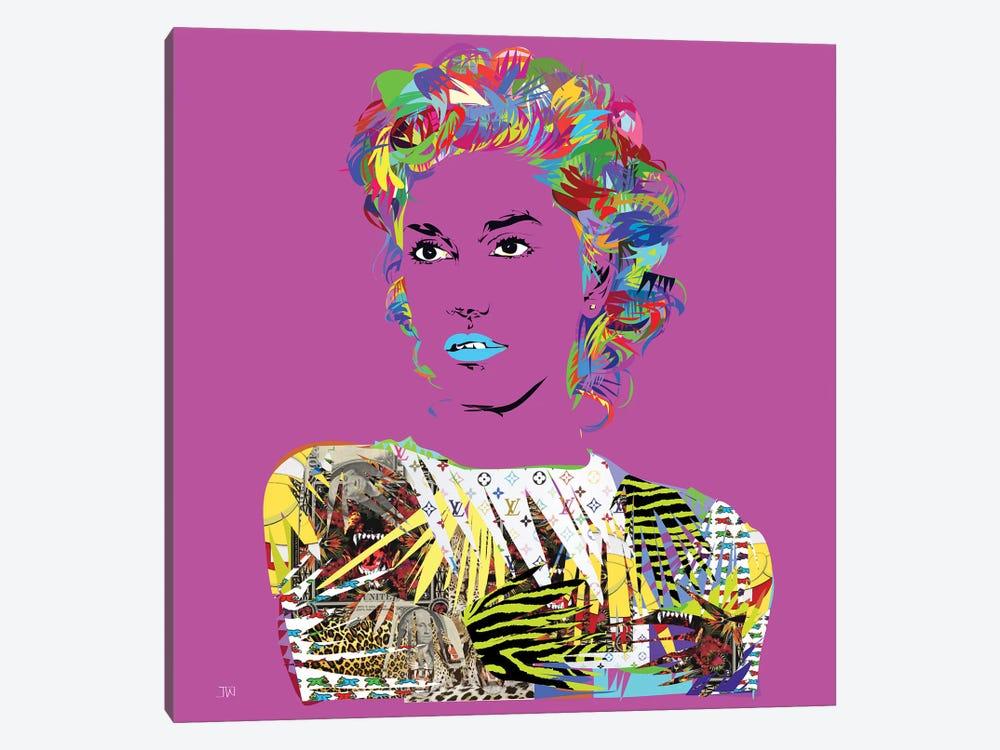 Gwen by TECHNODROME1 1-piece Canvas Print