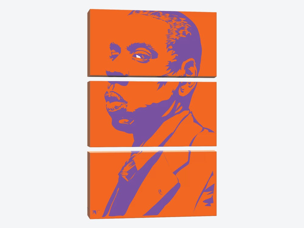 Jay-Z Lizardman 3-piece Canvas Artwork