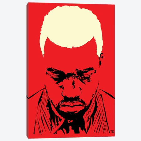 Pablo Yeezy Canvas Print #TDR138} by TECHNODROME1 Canvas Art