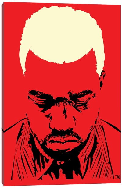 Pablo Yeezy Canvas Art Print