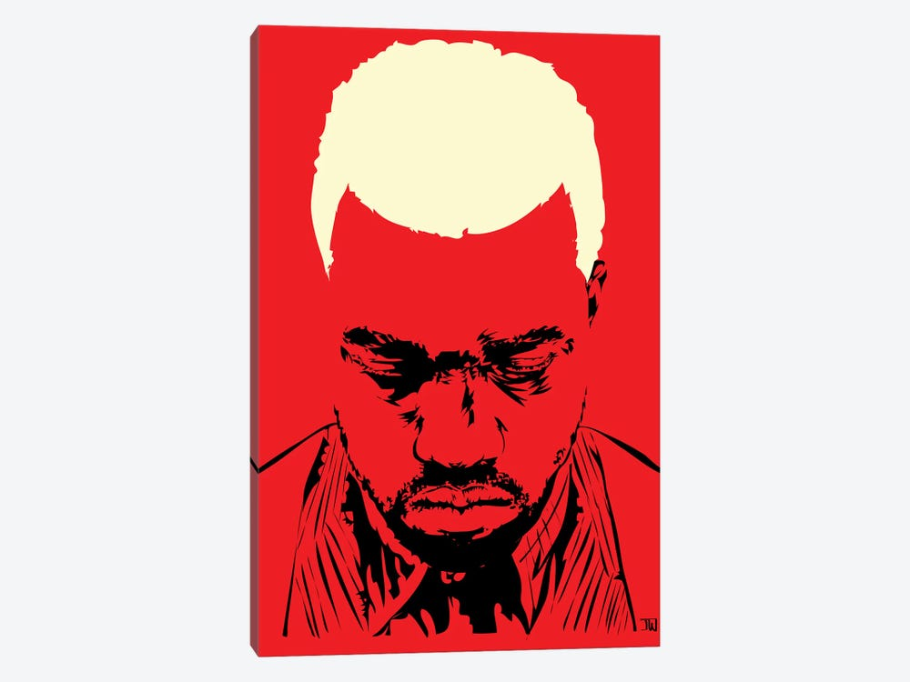Pablo Yeezy by TECHNODROME1 1-piece Canvas Artwork