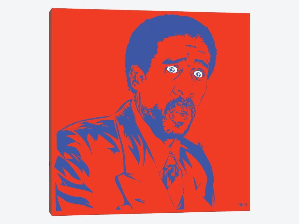 Richard Pryor 1-piece Art Print