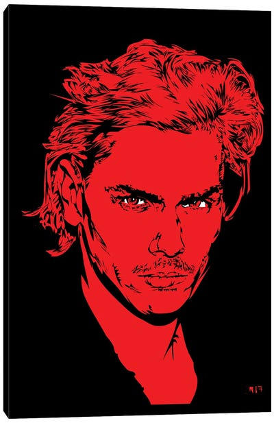 River Phoenix Canvas Art Print