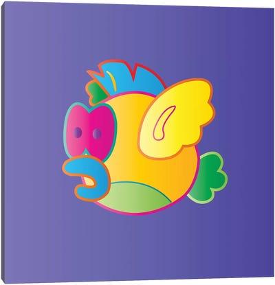 Gigifish Canvas Art Print