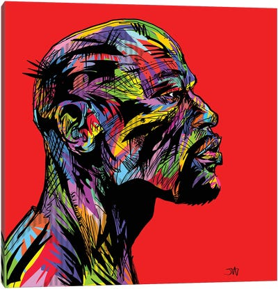Floyd Maydrome Canvas Art Print