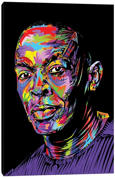 Dr. Dre Canvas Art Print