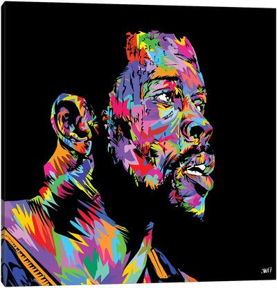 Ewing Canvas Art Print