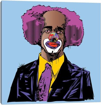 Homey D. Clown Canvas Art Print