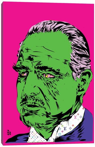 Brando Canvas Print #TDR16