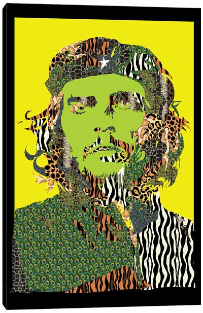 Che II Canvas Art Print