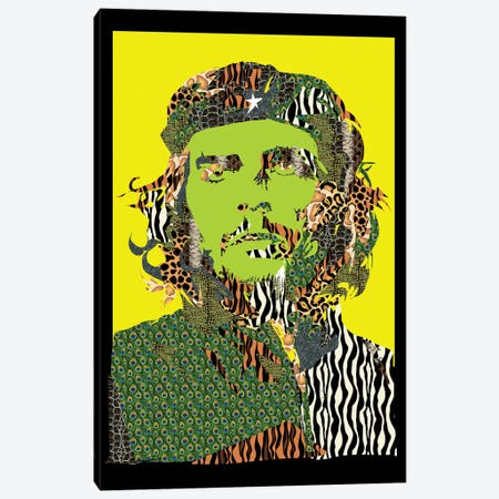 Che II Canvas Print #TDR172} by TECHNODROME1 Canvas Artwork
