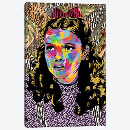 Dorothy Canvas Print #TDR174} by TECHNODROME1 Canvas Print