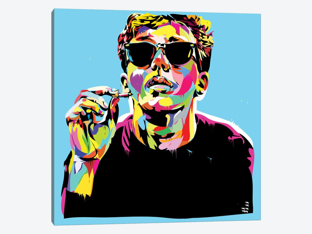 Breakfast Club I 1-piece Canvas Art