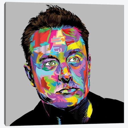 Musk Canvas Print #TDR187} by TECHNODROME1 Canvas Art
