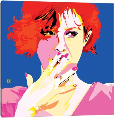 Breakfast Club II Canvas Art Print