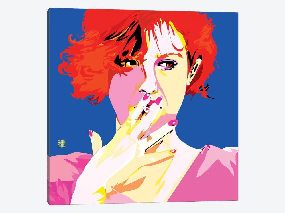 Breakfast Club II by TECHNODROME1 1-piece Canvas Art Print