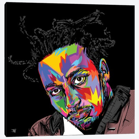 ODB Canvas Print #TDR191} by TECHNODROME1 Canvas Art