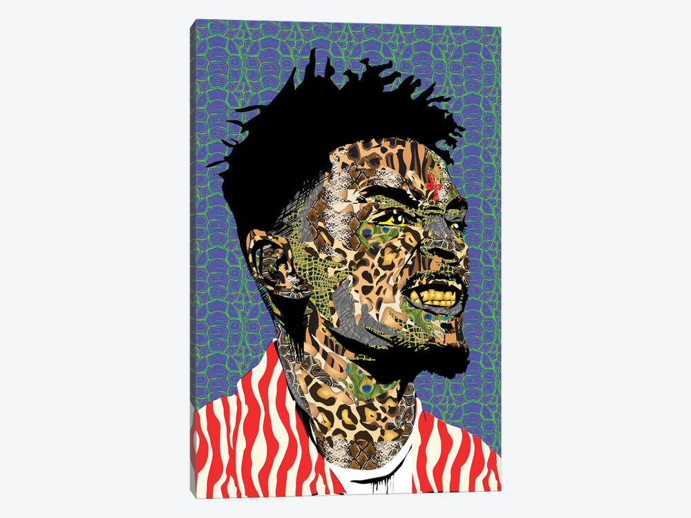 21 Savage II by TECHNODROME1 1-piece Canvas Art Print