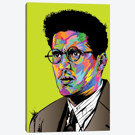 Barton Fink Canvas Print #TDR199} by TECHNODROME1 Canvas Art