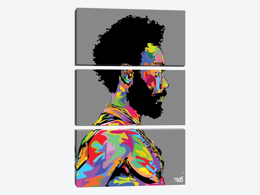 Donald Glover 3-piece Art Print