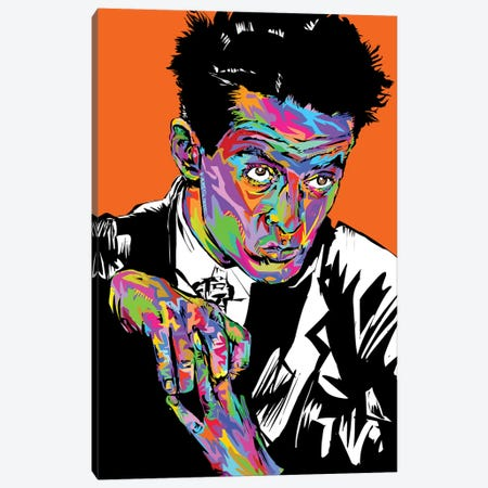 Egon Canvas Print #TDR207} by TECHNODROME1 Canvas Print