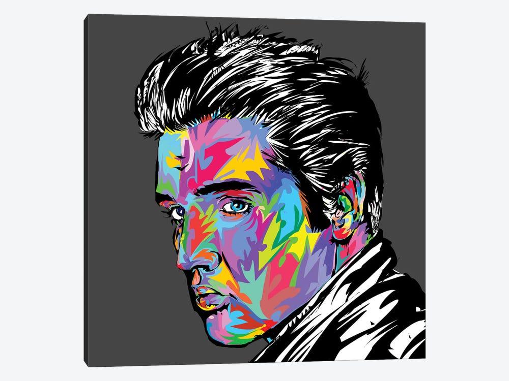 Elvis by TECHNODROME1 1-piece Art Print
