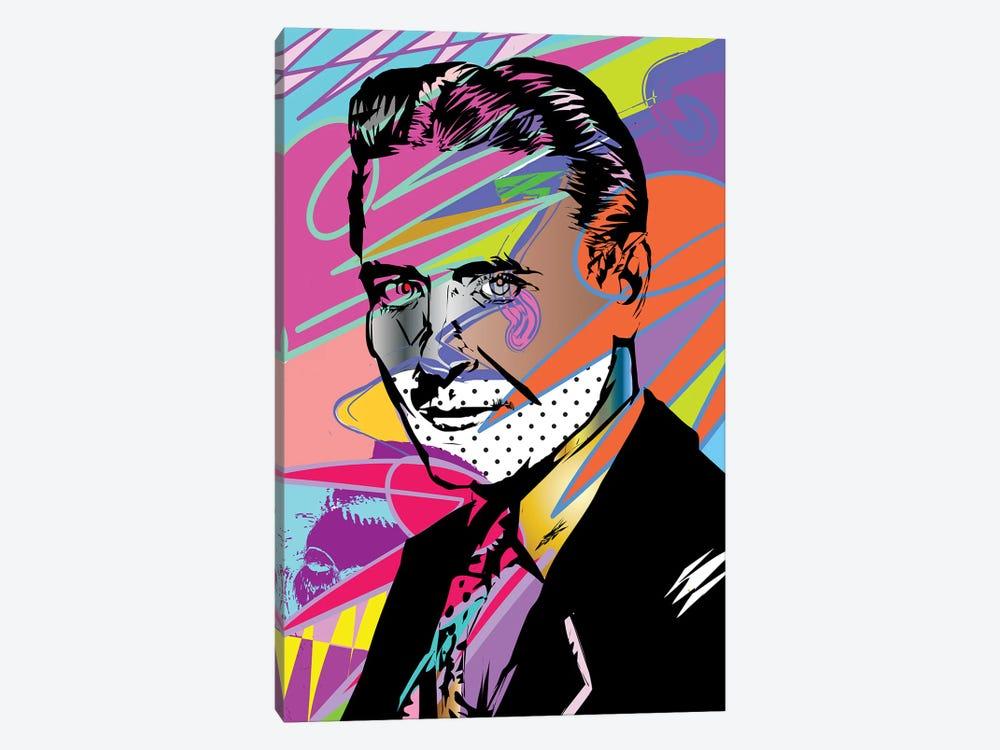 F Scott Fitzgerald by TECHNODROME1 1-piece Canvas Wall Art