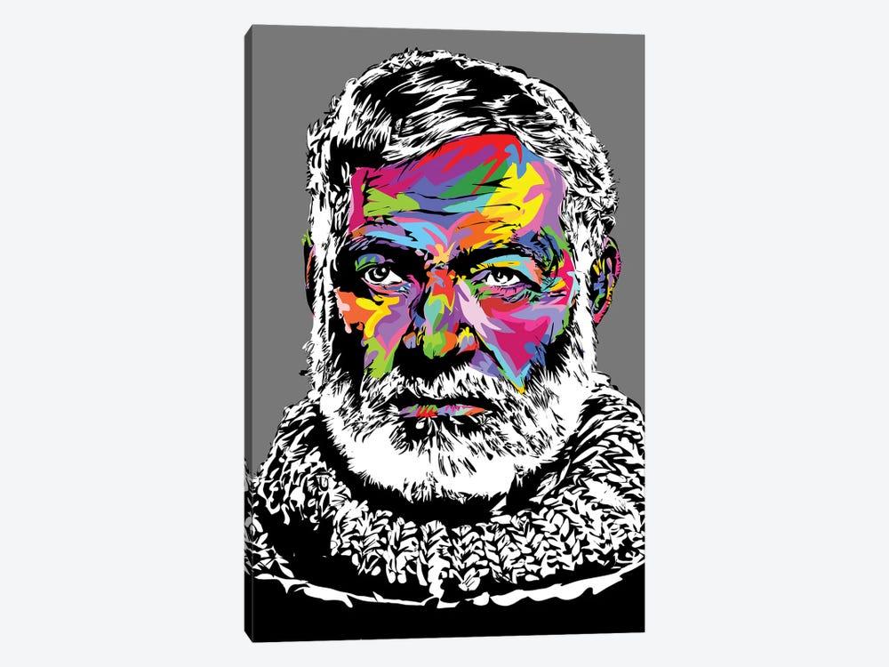 Hemingway IV by TECHNODROME1 1-piece Canvas Wall Art