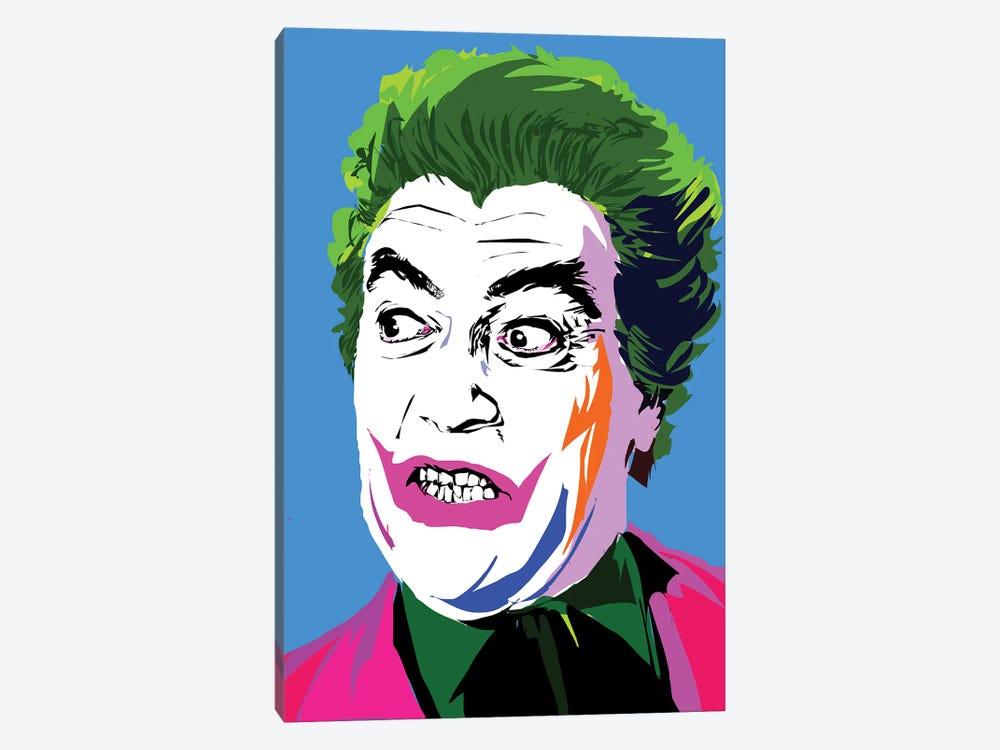 Joker Classic by TECHNODROME1 1-piece Canvas Print