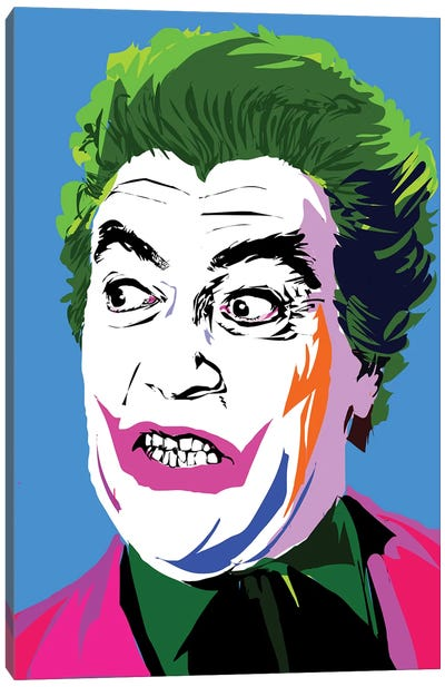 Joker Classic Canvas Art Print