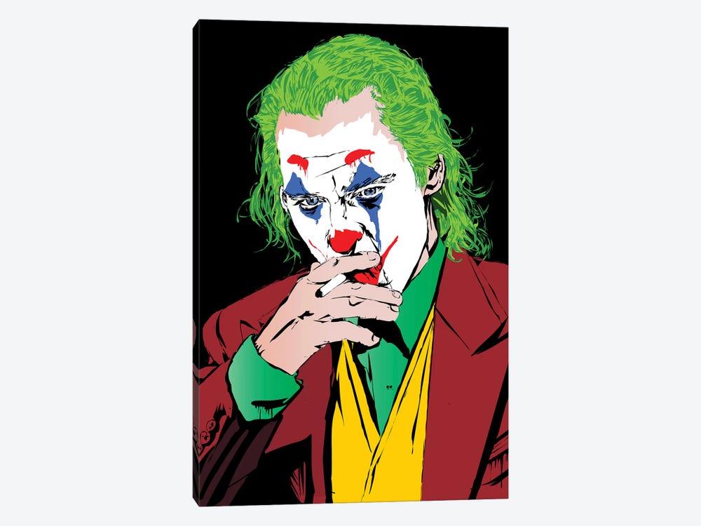 Joker Pheonix by TECHNODROME1 1-piece Canvas Print