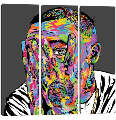 Mac Miller Canvas Art Print